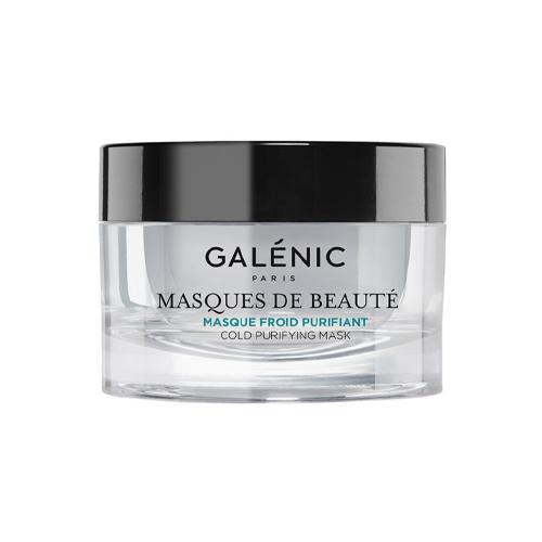 Galenic Охлаждающая очищающая маска 50 мл (Galenic, Masques de beaute)