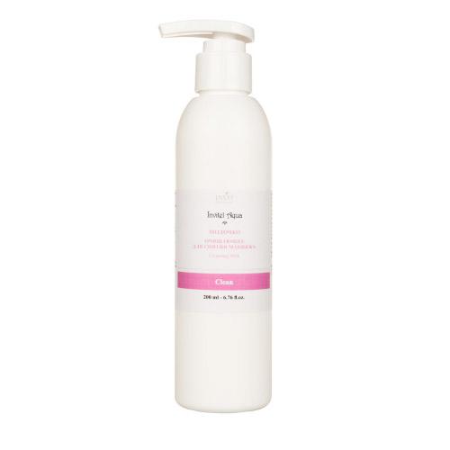 Invit Молочко очищающее для снятия макияжа Cleansing Milk 200 мл (Invit, Invitel Aqua)