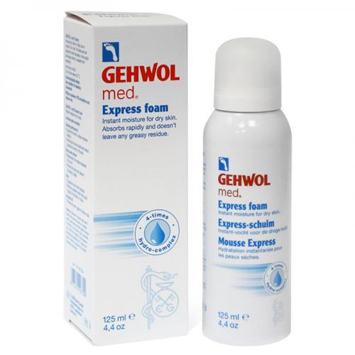 Gehwol Экспресс-пенка Gehwol med 125 мл (Gehwol, Gehwol med), Германия  - Купить