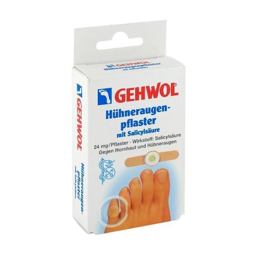 Купить Gehwol Мозольный пластырь 8 штук (Gehwol, Защитные средства), Германия