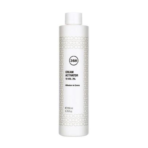 Купить 360 Окисляющая эмульсия Cream Activator 10 vol 3% 200 мл (360, Окрашивание)