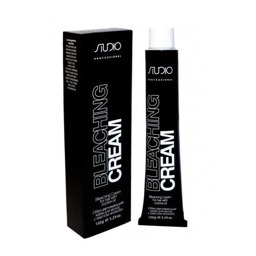Купить Kapous Professional Обесцвечивающий крем для волос с маслом жожоба 150 гр (Kapous Professional, Kapous Studio), Италия