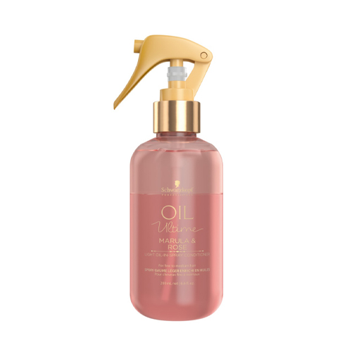 Купить Schwarzkopf Professional Спрей-кондиционер Lignt-Oil-in-Spray Conditioner для волос 200 мл (Schwarzkopf Professional, Oil Ultime), Германия