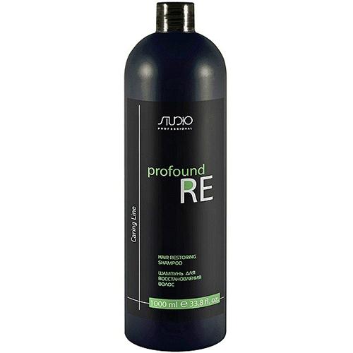 Купить Kapous Professional Шампунь для восстановления волос Profound Re серии Caring Line 1000 мл (Kapous Professional, Kapous Studio), Италия