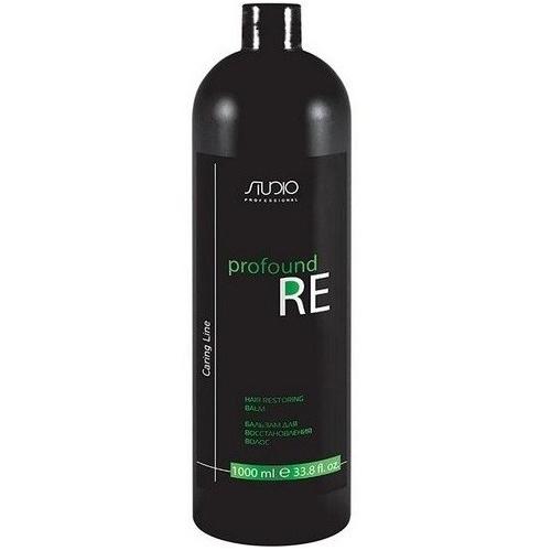 Купить Kapous Professional Бальзам для восстановления волос Profound Re серии Caring Line 1000 мл (Kapous Professional, Kapous Studio), Италия