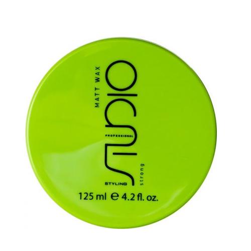 Kapous Professional Матовый воск для укладки волос сильной фиксации Matt Wax 125 мл (Kapous Professional, Средства для укладки)