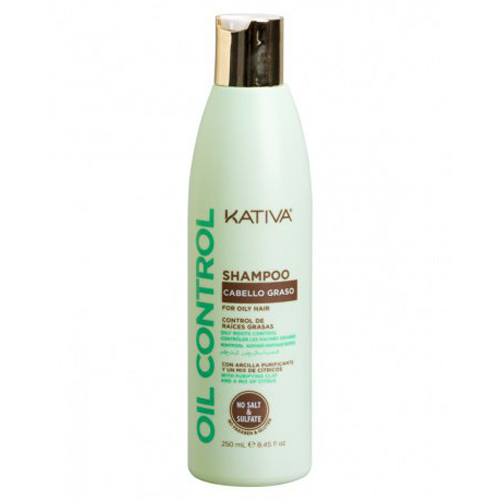 Kativa Шампунь Контроль для жирных волос 250 мл (Kativa, Oil Control)