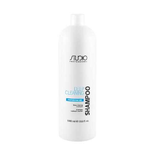 Купить Kapous Professional Шампунь глубокой очистки для всех типов волос линии 1000 мл (Kapous Professional, Kapous Studio), Италия