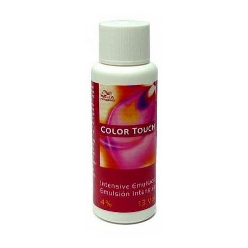 Купить Wella Professionals Эмульсия Color Touch 4% 60 мл (Wella Professionals, Окрашивание), Германия