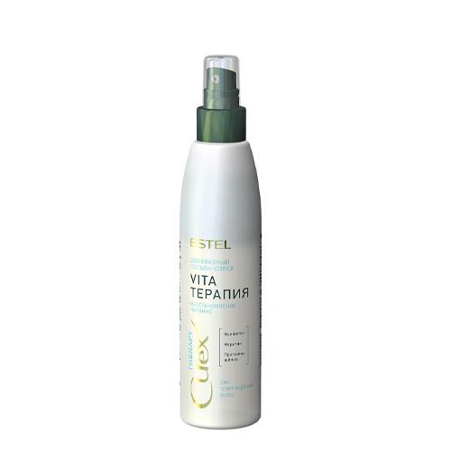 Фото - Estel Спрей-уход Vita-терапия для всех типов волос 200 мл (Estel, Curex Therapy) estel professional curex sunflower спрей для волос увлажнение и защита от uv лучей 200 мл