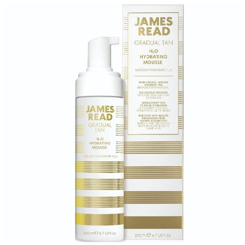 Купить James Read Аква-мусс для загара H2O Tan Mousse 200 мл (James Read, Gradual Tan)