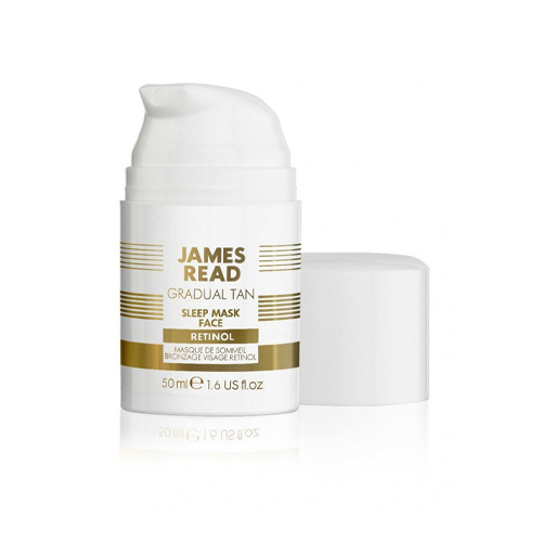 James Read Ночная маска для лица уход и загар с ретинолом Sleep Mask Face With Retinol 50 мл (James Read, Gradual Tan)