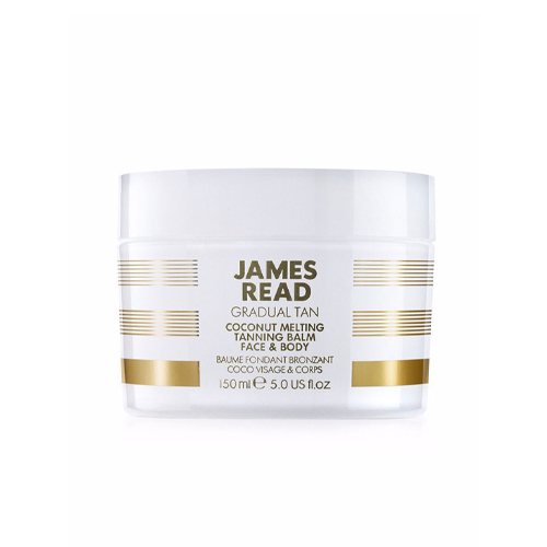 James Read Кокосовый бальзам с эффектом загара Coconut Melting Tanning Balm Face & Body 150 мл (James Read, Gradual Tan)