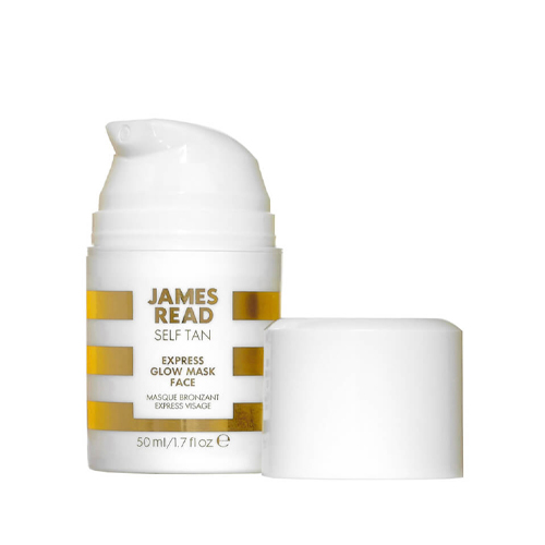 James Read Экспресс-маска для лица автозагар Express Glow Mask Tan Face 50 мл (James Read, Self Tan)