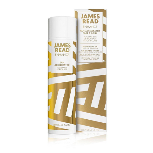 James Read Усилитель загара для лица и тела Tan Accelerator Face & Body 200 мл (James Read, Лицо и тело)
