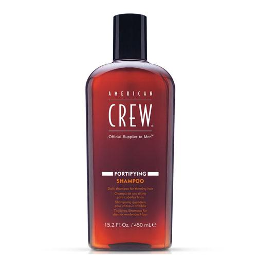 Купить American Crew Укрепляющий шампунь для тонких волос Fortifying Shampoo 450 мл (American Crew, Для тела и волос), США