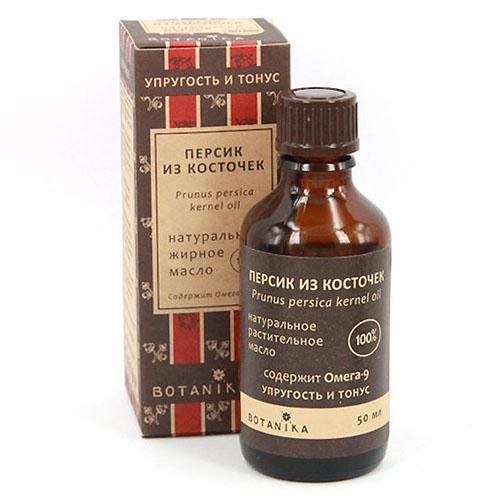 Купить Botavikos Косметическое натуральное масло 100% Персик из косточек 50 мл (Botavikos, Жирные масла), Россия