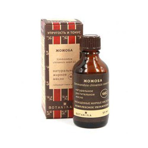 Купить Botavikos Косметическое натуральное масло 100% Жожоба 50 мл (Botavikos, Жирные масла), Россия