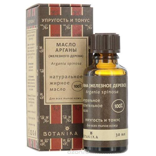 Купить Botavikos Косметическое натуральное масло 100% Аргана (Железное дерево) 30 мл (Botavikos, Жирные масла), Россия