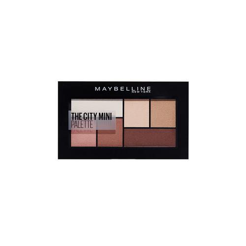 Купить Maybelline Палетка теней для глаз The City Mini (Maybelline, Для глаз)