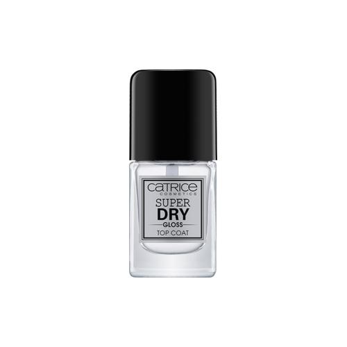 Купить Catrice Верхнее покрытие Super Dry Gloss Top Coat прозрачный (Catrice, Ногти), Германия
