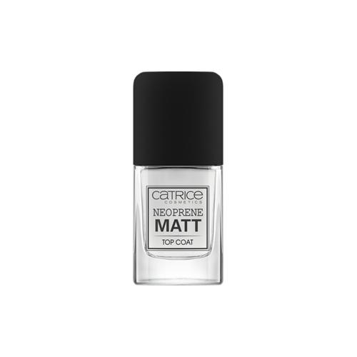 Купить Catrice Верхнее покрытие для ногтей Neoprene Matt Top Coat (Catrice, Ногти), Германия