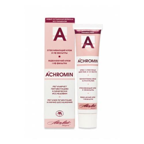 Achromin Отбеливающий крем 45 мл (Achromin, Anti Pigment)