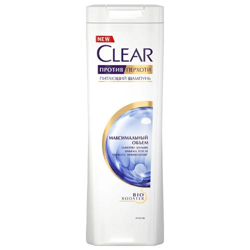 Купить Clear Шампунь Максимальный объем 400 мл (Clear, Шампуни)
