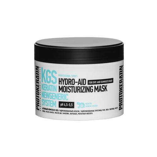 Купить Protokeratin Экспресс-маска увлажнение для жестких сухих волос 250 мл (Protokeratin, Салонные уходы)