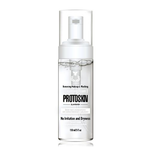 Protokeratin Пенка мусс универсальная для снятия макияжа