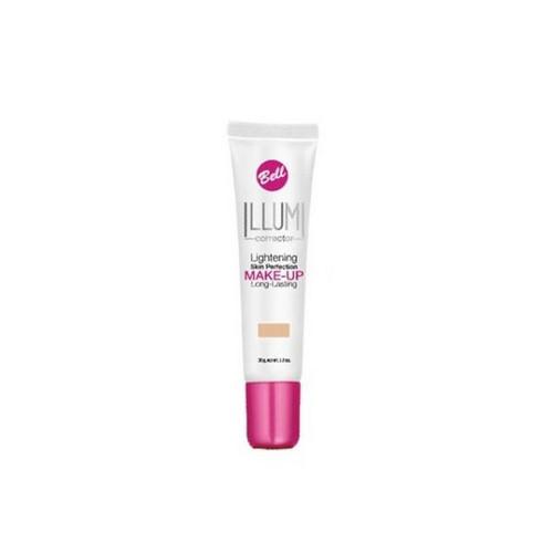 Флюид Суперстойкий Корректирующий И Придающий Сияние Illumi Lightening Skin Perfection Makeup 30 г (Bell, Для лица) джемпер care of you care of you ca084ewcipj5