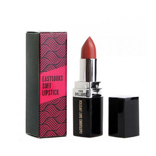 Помада для губ увлажняющая Urban dollkiss Easylooks soft Lipstick 3,4 г (Baviphat, Для губ) цена