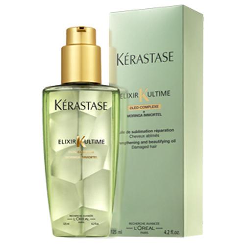 Эликсир Ультим для поврежденных волос 125 мл (Kerastase, Elixir Ultime)