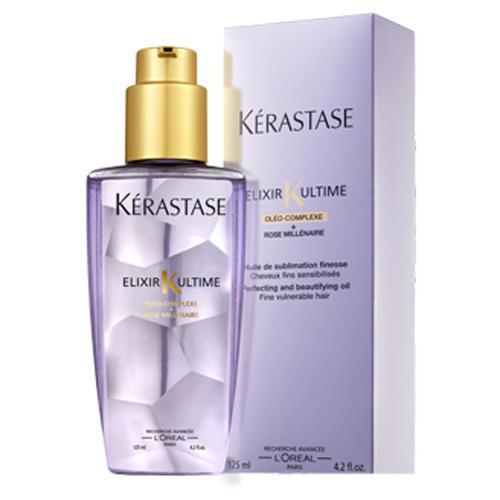 Эликсир Ультим для тонких и чувствительных волос 125 мл (Kerastase, Elixir Ultime) kerastase молочко elixir ultime для совершенного преображения материи волос 200 мл