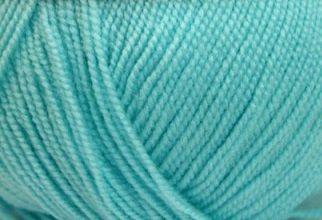 Бисерная Цвет.222 Голубая бирюза (Пехорка, Пехорка) кружевная цвет 222 голубая бирюза пехорка пехорка