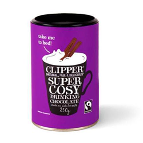 Растворимый Шоколад питьевой 250г (Clipper, Hot Chocolate) clipper растворимый шоколад питьевой 250 г