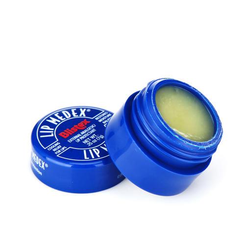 Бальзам для губ Охлаждающий увлажняющий с лечебным эффектом 7 гр (Blistex уход за губами)