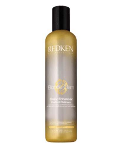 цена на Блонд Глем Перфект Платиниум усилитель нейтрализующий желтизну 250мл (Redken, Blonde Glam)