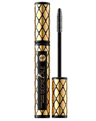 Удлиняющая и придающая объем тушь для ресниц Secretale Xtreme Lashes Mascara тон черный (Bell, Для глаз)