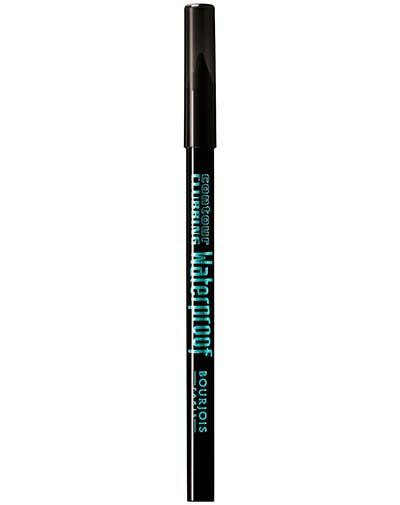 Водостойкий карандаш для глаз Contour Clubbing Waterproof 41тон (black party) Bourjois (Bourjois, Bourjois)