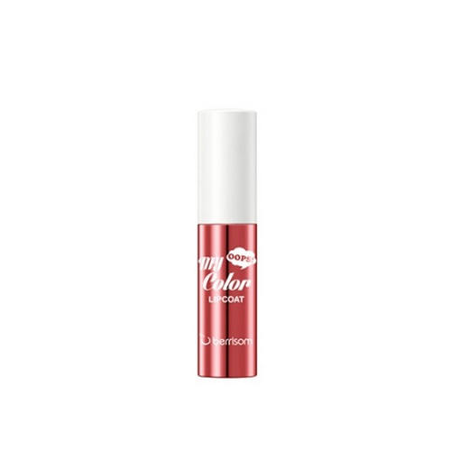 Тинт для губ My Color Lip Coat Enamel 3гр (Berrisom, OOPS) berrisom oops my lip tint pack sexy red тинт тату для губ 15 г