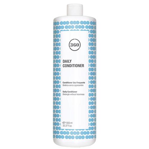 Купить 360 Ежедневный кондиционер для волос Daily Conditioner, 1000 мл (360, Уход)