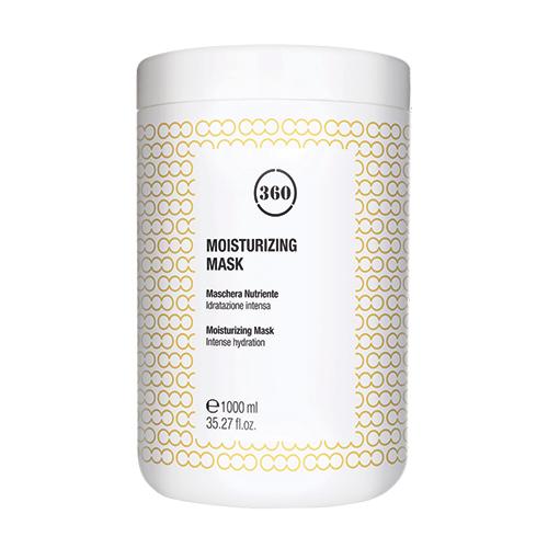 360 Увлажняющая маска для волос Moisturizing Mask, 1000 мл (360, Уход)