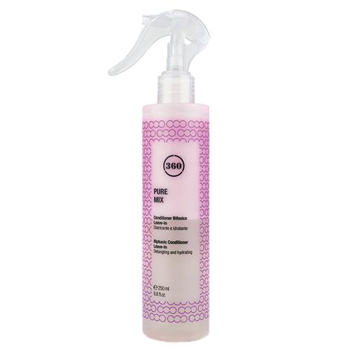 Купить 360 Двухфазный кондиционер для волос Pure Mix Leave-In Conditioner, 250 мл (360, Уход)