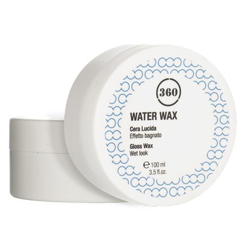 360 Воск для волос Water Wax, 100 мл (360, Стайлинг)