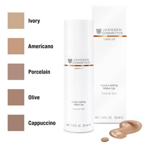 ������� ��������� ���� Spf 12, ��� ��������� 30 �� (Make up) (Janssen)