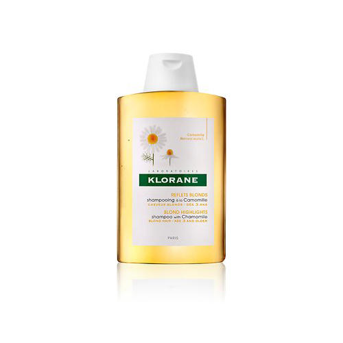 Шампунь с Ромашкой для светлых волос 200 мл (Klorane, Blond hair) шампунь с пионом клоран