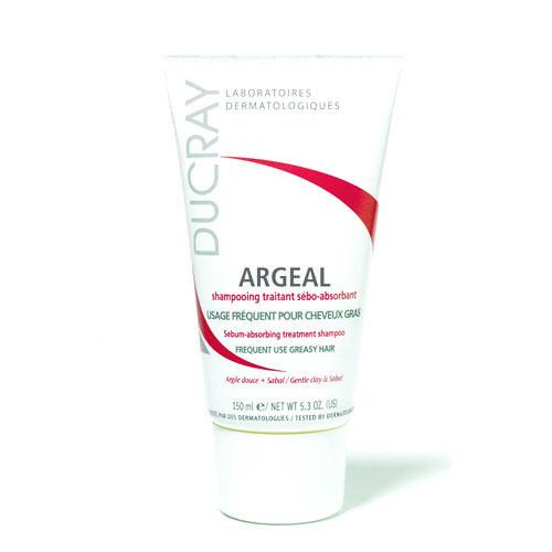 Себоабсорбирующий шампунь для жирных волос Аржеаль 150 мл (Ducray, Жирные волосы) ducray kelual ds шампунь цена
