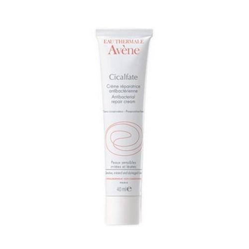 Avene Заживляющий антибактериальный крем Сикальфат 40 мл (Cicalfate)