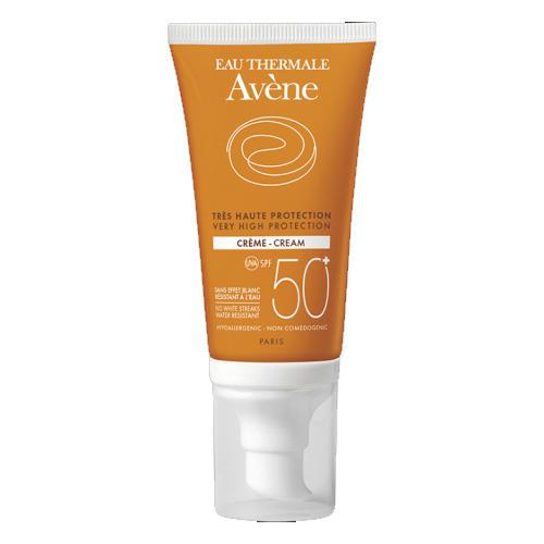 Avene Солнцезащитный крем SPF 50+, 50 мл (Suncare)